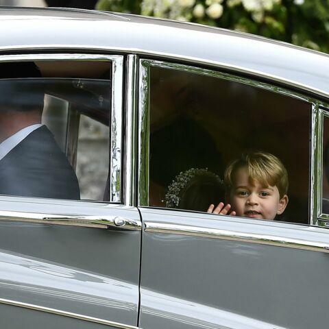 Le prince George ne met pas sa ceinture de sécurité… la photo qui fait parler