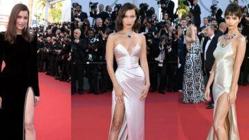PHOTOS – Laetitia Casta, Bella Hadid, Emily Ratajkowski dévoilent leurs jambes à Cannes