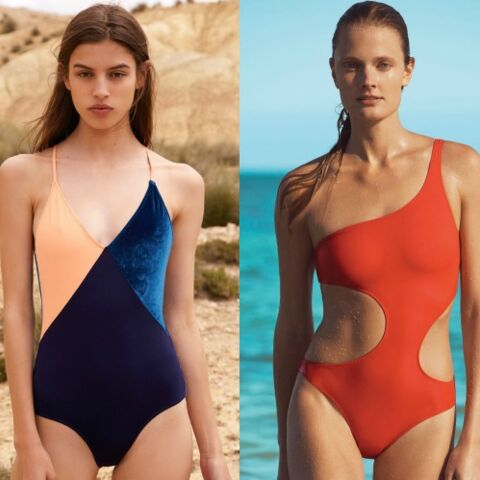 TENDANCE – Le maillot de bain une-pièce, la vraie star de l'été