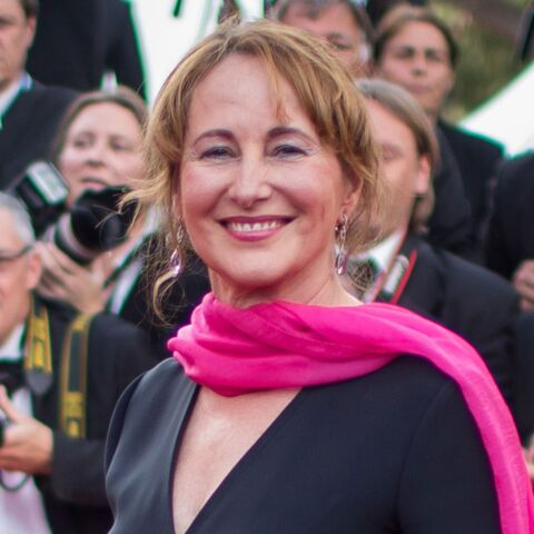 PHOTOS – Pourquoi Ségolène Royal a-t-elle monté les marches à Cannes?