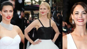 PHOTOS – Cannes 2017: Adriana Lima, Nicole Kidman, Bérénice Béjo… les make-up les plus glamour sur la Croisette
