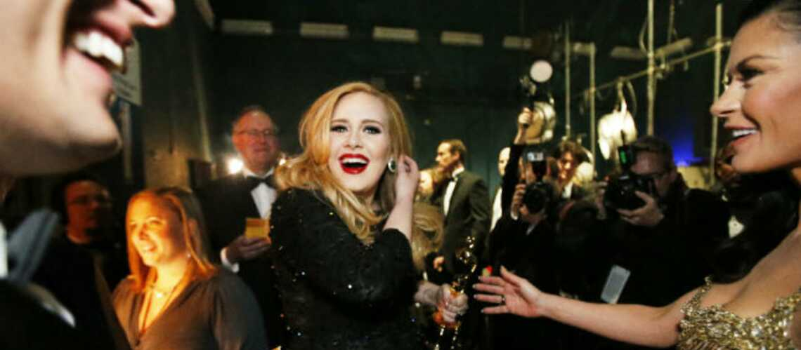 Adele en duo avec Robbie Williams