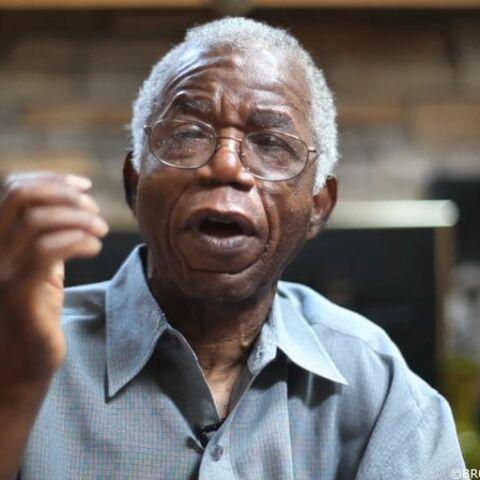 Décès de Chinua Achebe