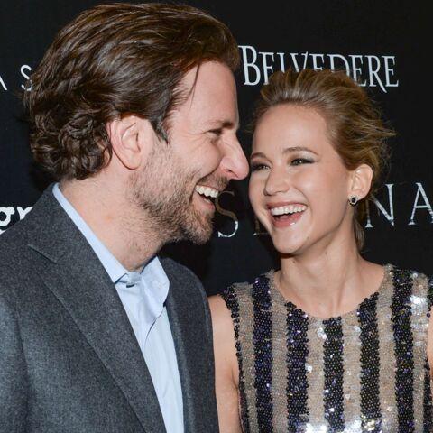 Jennifer Lawrence et Bradley Cooper, unis pour le meilleur et pour le pire
