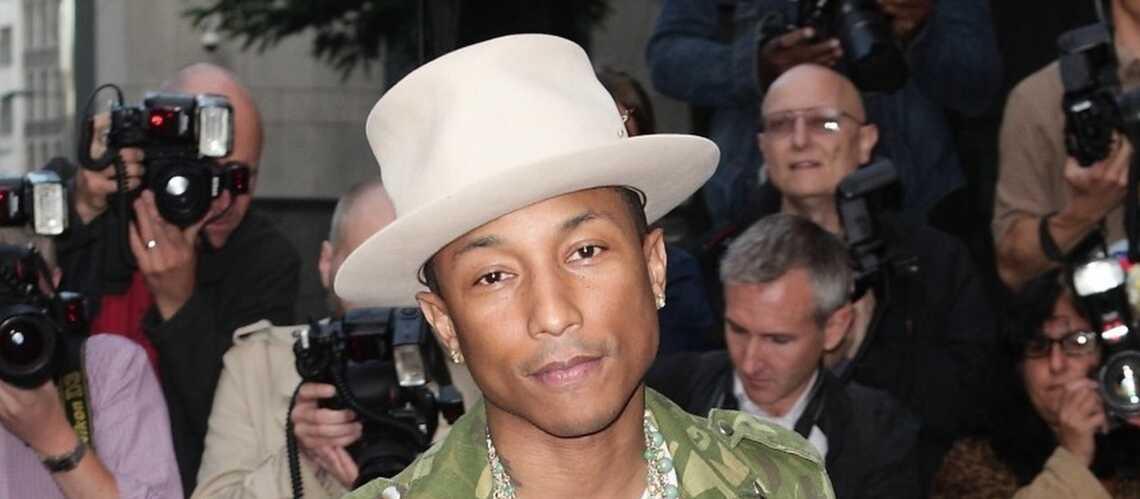 Pharrell Williams a peur