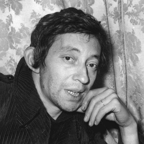 Serge Gainsbourg: un acheteur à ses pieds