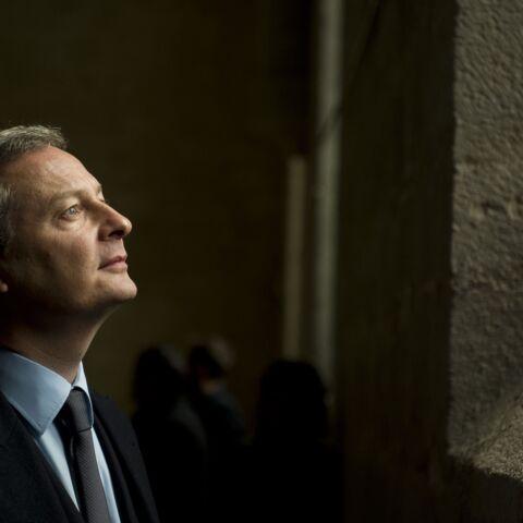 PHOTOS – Bruno Le Maire un ministre heureux: avec Pauline le ministre voit la vie en rose