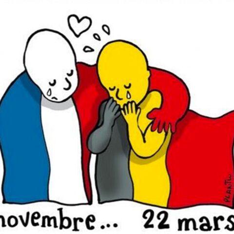 Bruxelles: Omar Sy, Marion Cotillard, Joann Sfar: l'hommage des stars