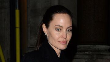 PHOTO – Angelina Jolie: Sa rencontre sans soutien-gorge avec un archevêque choque la Toile