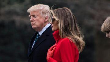 PHOTOS – Melania Trump: pourquoi se ringardise t-elle volontairement?