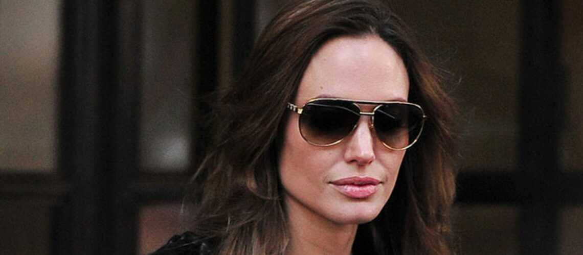 Angelina Jolieest toujours «une mauvaise fille»