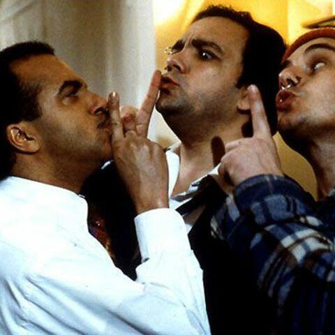 Les Inconnus préparent la suite des Trois Frères