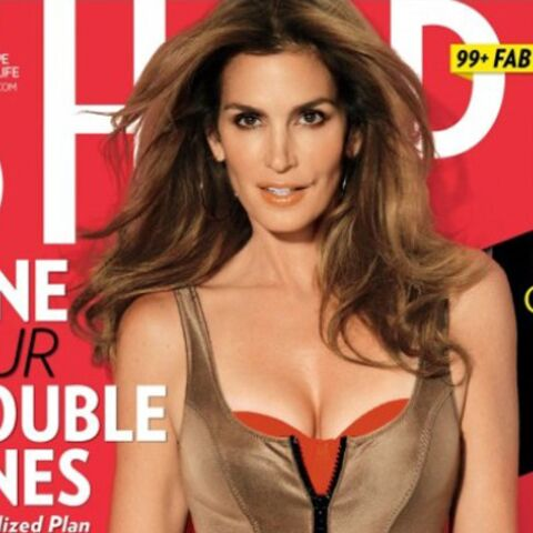 Cindy Crawford, toujours en formes