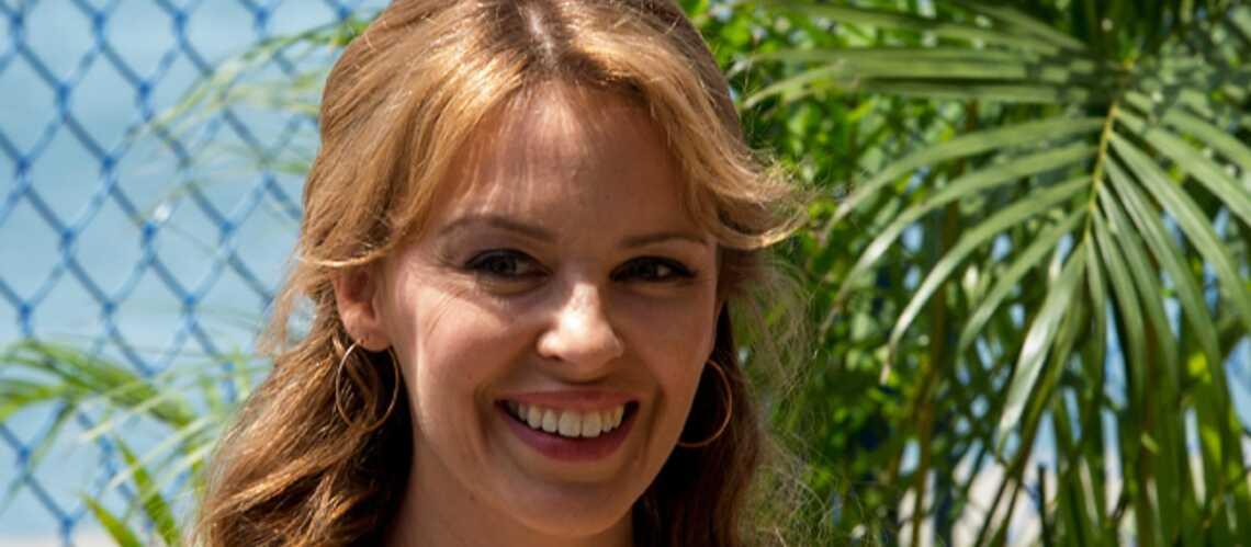 Kylie Minogue toujours amoureuse… de la France