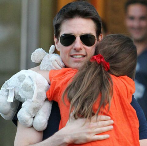 Tom Cruise retrouve Suri