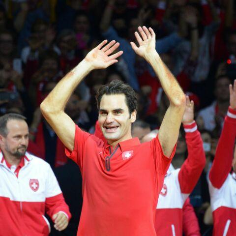Roger Federer fait remporter sa première Coupe Davis à la Suisse