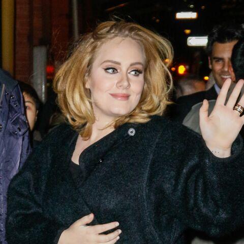 Vidéo- Adele, cette grande farceuse