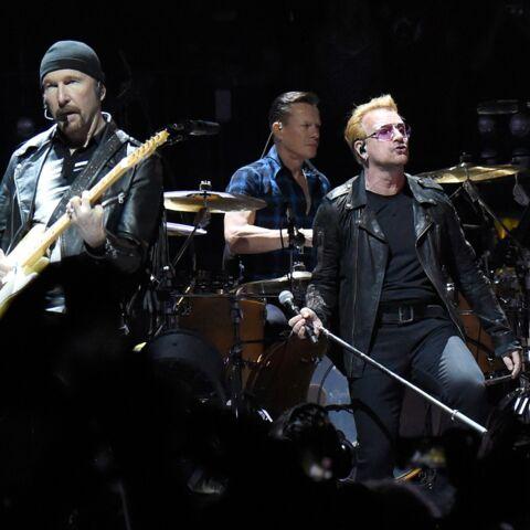 U2 revient à Paris