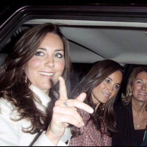 Kate Middleton: sa mère Carole Middleton, une mamie dévouée à Charlotte et George