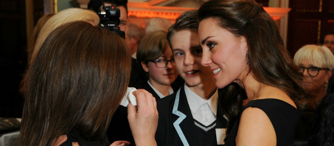PHOTOS – Kate Middleton: son incroyable geste pour une maman en larmes