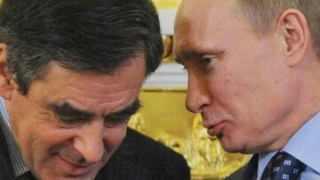 Vladimir Poutine, fan de François Fillon, vante ses qualités de politicien