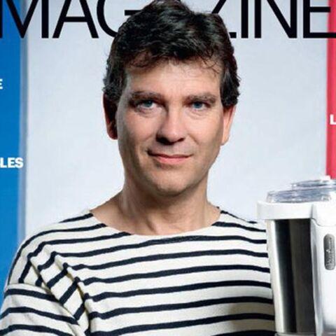 Arnaud Montebourg, mannequin du redressement productif