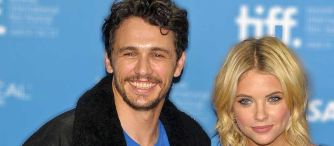 James Franco prolonge le Spring Break