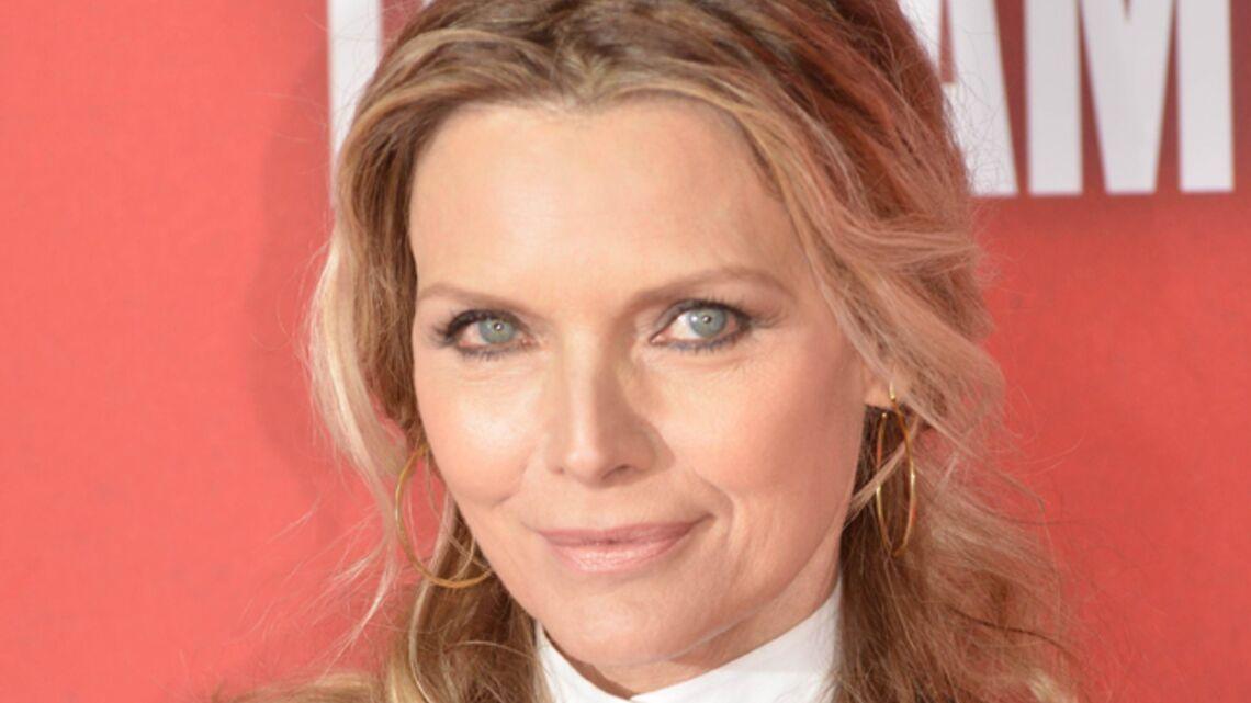 """Michelle Pfeiffer: """"j'ai toujours eu peur qu'on m'enferme dans une case"""""""