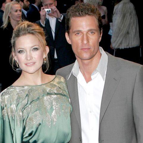 Kate Hudson: «J'ai retrouvé Matthew McConaughey nu sur un rocher»