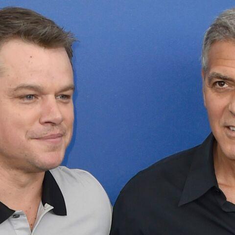 Affaire Harvey Weinstein – George Clooney et Matt Damon assurent qu'ils ne savaient rien