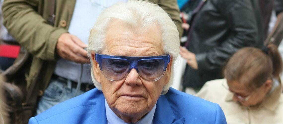 PHOTO – Michou se montre sans ses célèbres lunettes bleues