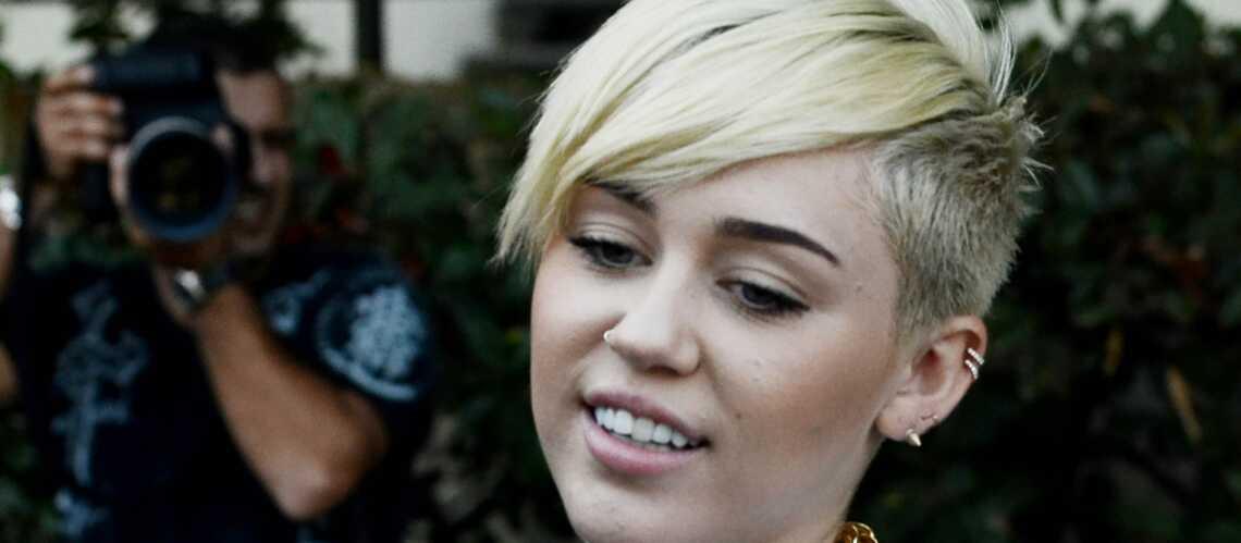 Un cochon d'anniversaire pour Miley Cyrus