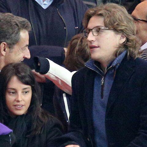 Le clan Sarkozy réuni devant PSG-Monaco