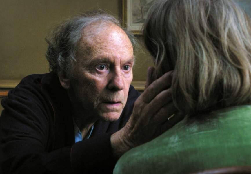 Dans Amour avec Emmanuelle Riva en 2012