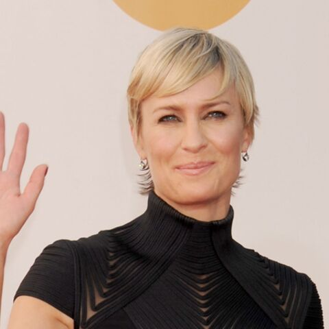 Shopping beauté de star – Robin Wright aux Emmy Awards
