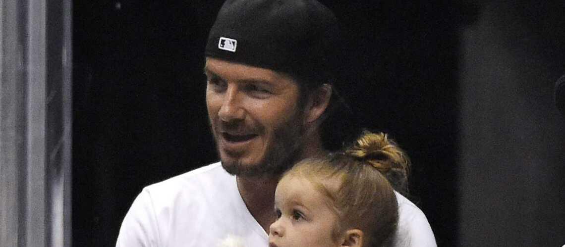 Harper Beckham, au régime allemand?