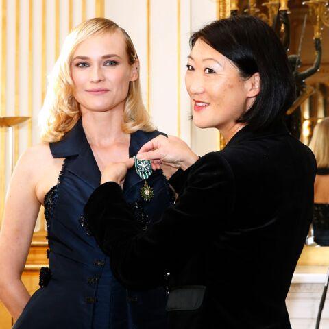 Diane Kruger honorée par la Ministre de la Culture