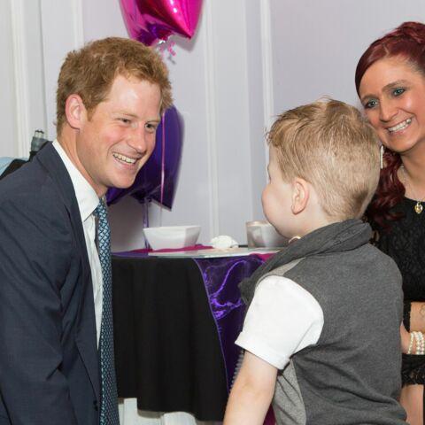 Harry: un prince du cœur pour les enfants malades
