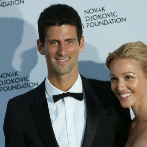 Novak Djokovic fête ses dix ans d'amour avec son épouse