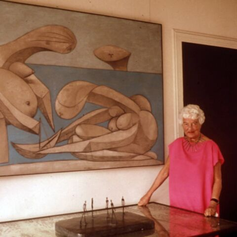 Peggy Guggenheim, une famille en colère