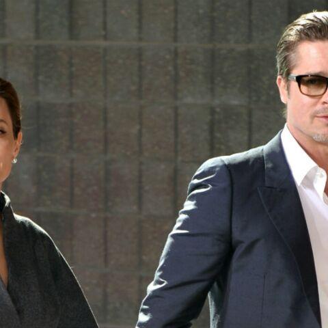 Brad Pitt a imploré Angelina Jolie d'attendre avant de demander le divorce