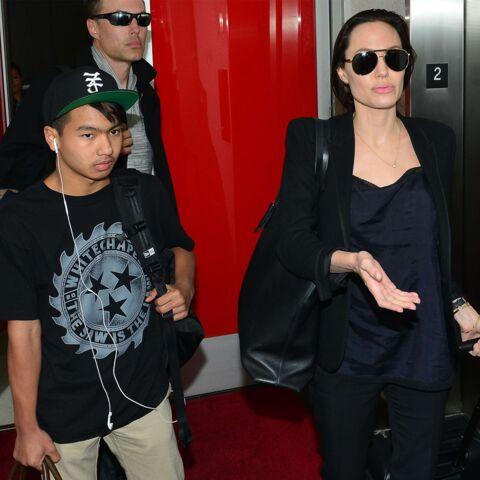 Comment Maddox a précipité la fin de l'histoire de Brad Pitt et Angelina Jolie