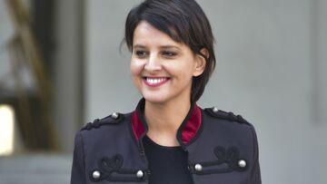 PHOTOS – Najat Vallaud-Belkacem: la ministre s'habille comme Michael Jackson