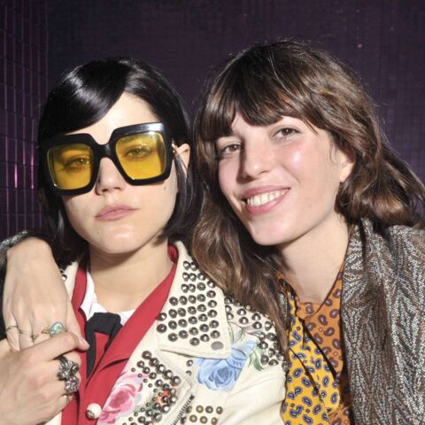 PHOTOS – Lou Doillon, SoKo, Ciara… Les stars à la Milan Fashion Week