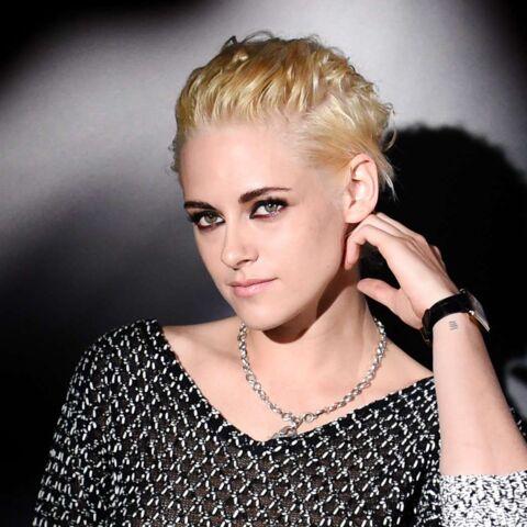 La couleur de cheveux particulière de Kristen Stewart