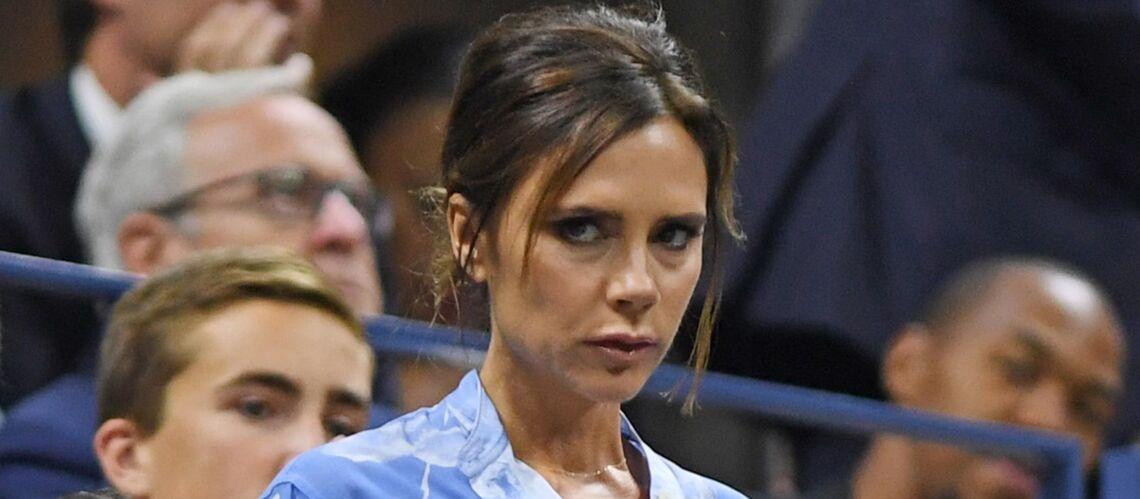 Victoria Beckham pleure encore le départ de son fils Brooklyn à l'université: «Ça veut dire que je suis une bonne maman»