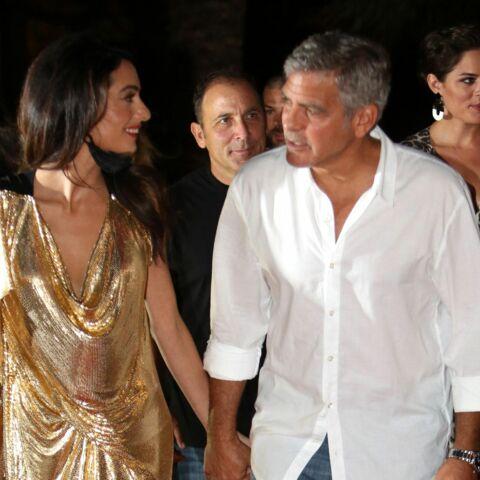 George Clooney bientôt papa, Amal dit non aux prénoms des jumeaux!