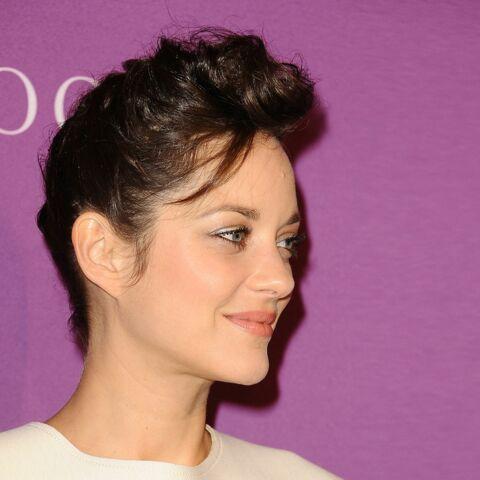 amazon 60% pas cher gamme de couleurs exceptionnelle Tuto coiffure: le banane rock de Marion Cotillard - Gala
