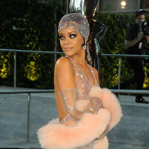 Comme Rihanna, les stars jouent sur la transparence
