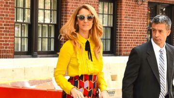 Céline Dion surprend ses fans à Montréal